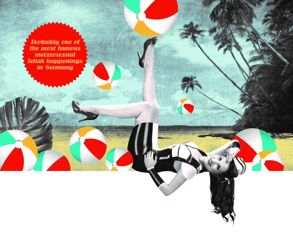 Obsession The Beach – A Summer Fetish Party
