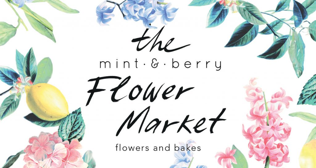 The mint&berry Flower Market_Visual