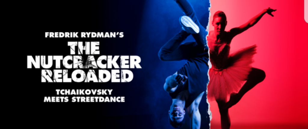 The Nutcracker Reloaded – Tchaikovsky meets Streetdance. Premieren-Tickets gewinnen!