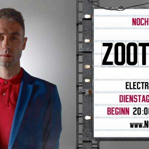 I got a feeling - it's automatic! Zoot Woman live im Nochtspeicher Hamburg! Win Tickets!