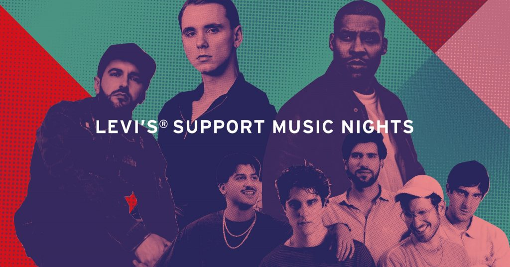 Levi's® Support Music Night – Benefiz Konzert mit Chefboss und Chefket im Molotow St.Pauli