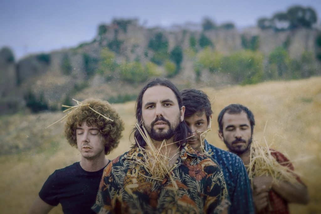 Band of the Week: Time for T! Tropical Folk Rock statt Valentinstag!