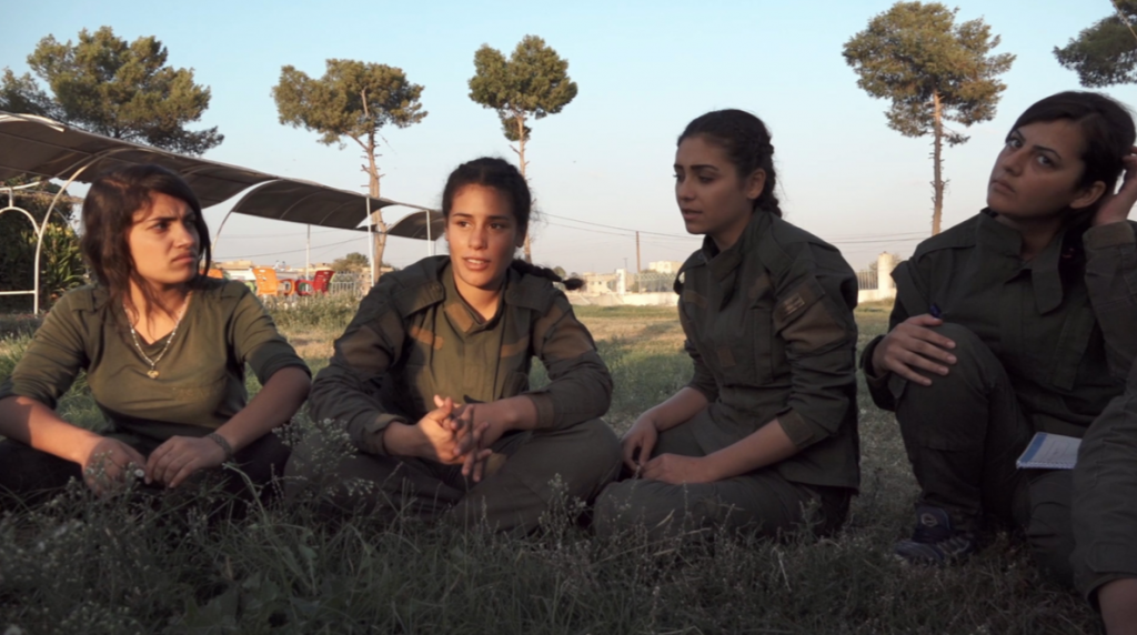 """Filmtipp: """"The Other Side of the River""""- Militanter Feminismus in Syrien."""