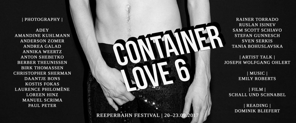 Love. Gender. Equality – Container Love goes Reeperbahnfestival 2017